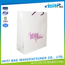 Hot sale made in China apparel packaging bags