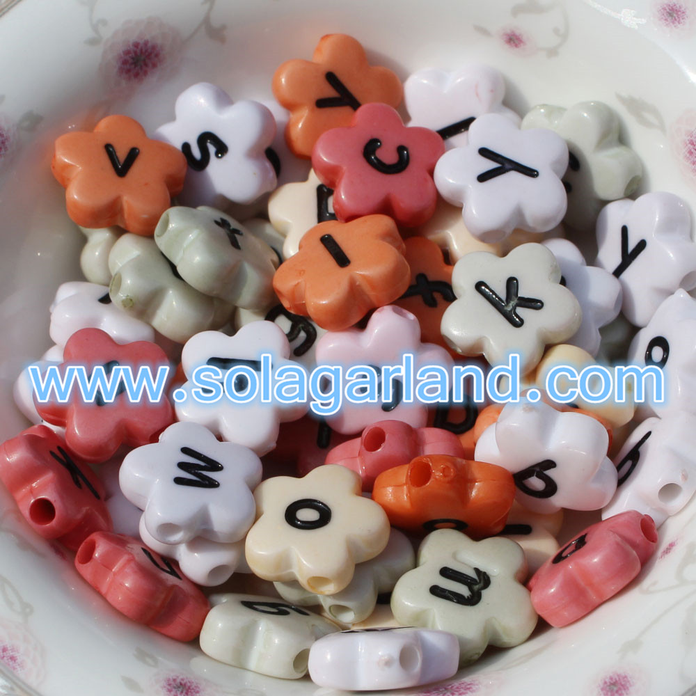 Lower Case Alphabet Beads