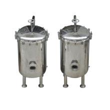Filtros de cartucho de acero inoxidable / filtro de agua