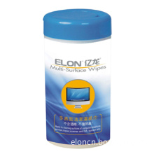 Ultra-effective Multi Surface Cleaing Wipes, 100pcs, Non-woven Cloth