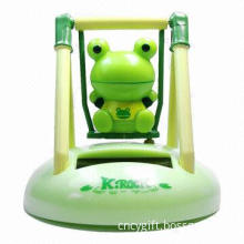 Solar Swing Cat Toy, ABS Material