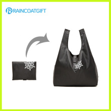 Promotion Cheap Grocery Foldable Polyester Shopper Bag