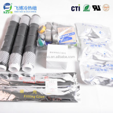 Cold Shrink Cable Intermediate Joint Protection Armoring Tape Armor Belt Factory Supply Cable Connection Armor Bandage