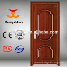 CE Veneered Painted solid composite wood door