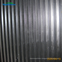 non slip wide broad ribbed rubber mat