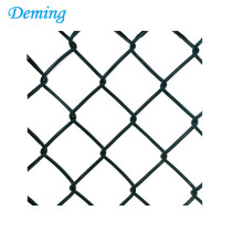 Decorative used 6 foot chain link basketball court fencing