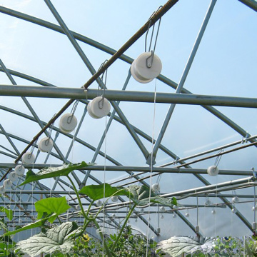 Tomato Roller Hook with Twine for Grow Supports