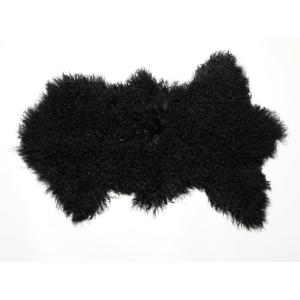 Curly Mongolian Lamb Fur Sheep Skin