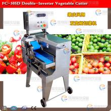 Máquina de corte vegetal de doble inversor
