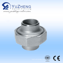Stainless Steel Industry Conical Union with F/F Joint