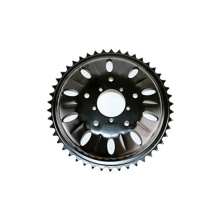 42T/44T/46T Bicycle Chainwheel For Bafang Mid Drive Motor