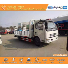 DONGFENG 3800mm 6tons machinery transport truck