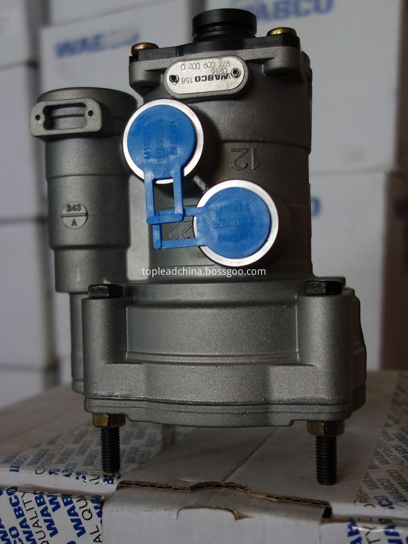 9730090020 WABCO trailer control valve