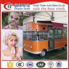 Mobile Eisscreme Anhänger zum Verkauf