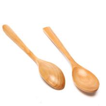 Boutique ambiental hecha a mano cuchara de madera para cocina