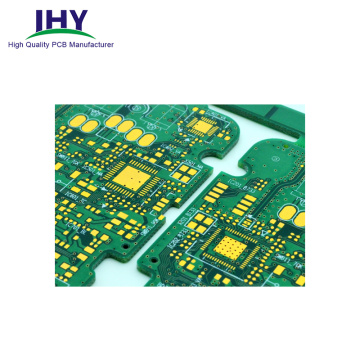 Hoge kwaliteit 4-laags betrouwbare 94v0 Rohs multilayer PCB-productie