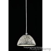5300-1P G9 Chrome Glass Pendant Lamp