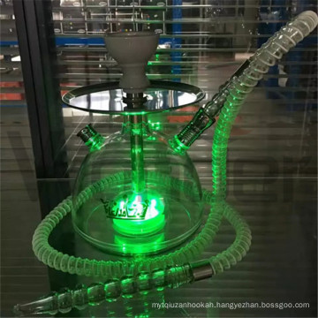 Acrylic Hookahs with Well Seal