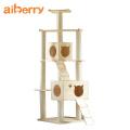 Fashion Diy Pet Cat House Climbing Tower Tree