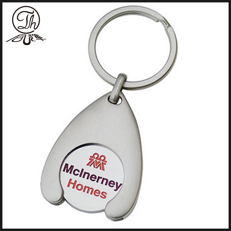 Cheap metal Keyring