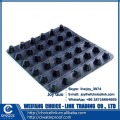 12mm high density polyethylene plastic dimple drainage waterproof board