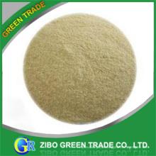 Tela de algodón que lava la sustancia química que protege el polvo de la mancha posterior