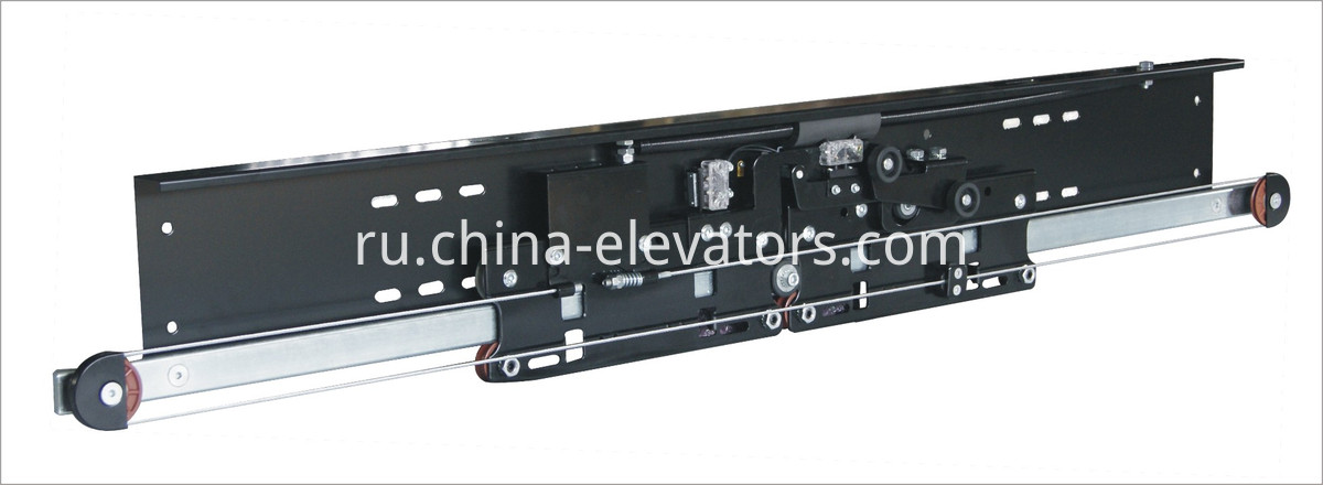 Selcom Elevator Landing Door Mechanism Center Opening