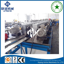 customize automatic cable duct roll forming machine
