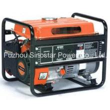 Generador de gasolina refrigerado por aire de la serie Mtg de 1.8kVA a 5.5kVA