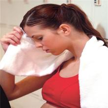 Vente en gros de serviettes de yoga à microfibre antidérapante