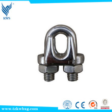 AISI M16 304 free sample stainless steel clamps used in electrical equipment