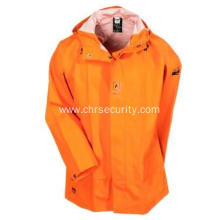 Men's Hi-Vis Waterproof Jacket