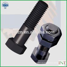 pernos de acero de aleación fábrica customed precio alta calidad sujetadores de Hardware