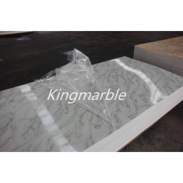 High Glossy Top PVC Marble Panels