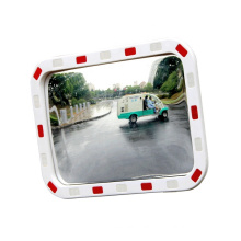 Hot Jersey Cycle Man Plastic Molding Inject Mirrors, High Vis Road Traffic Supplies Reflective Convex Mirror/