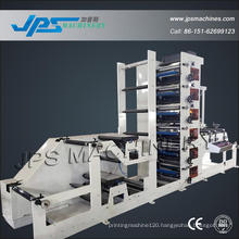 Six Colour Continuous Express Waybill Form Printing Machine