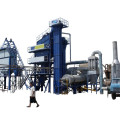 Asphalt Hot Tyre Recycling Plant