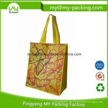 Easy Shopping Laminierte Polypropylen-Werbetasche