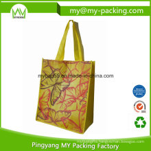 Easy Shopping Laminated Polypropylene Promotional Bag