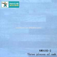 NWseries Três pedaços de carvalho Parquet piso de madeira