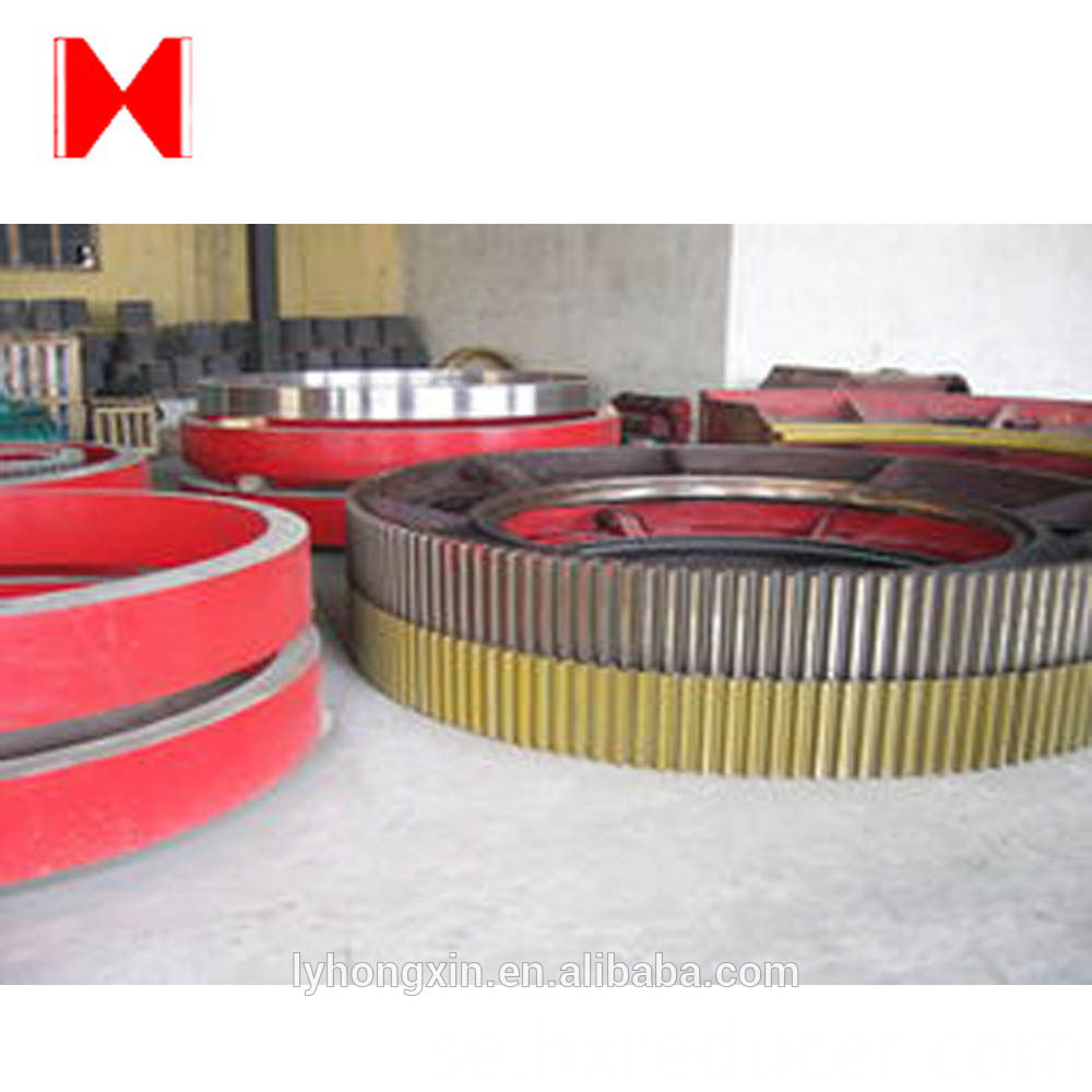 Forging Carbon Steel Internal Ring Gear By
