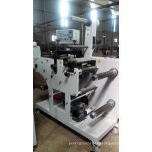 Die Cutting and Slitting Machine for Flexo Printing Machine