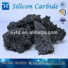 Черный карбид кремния абразивный порошок 98.5%