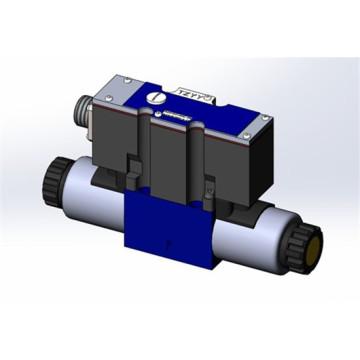 Válvula de alívio hidráulica de controle proporcional avançado