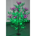 LED Decoration Lilac Tree Lights Iron Beam