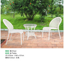 Patio Rattan Modern Fashionable Furniture Sofa Set big round rattan