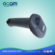 handheld móvil 1D inalámbrico bluetooth láser o CCD escáner de código de barras maquina con memoria