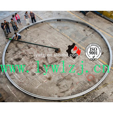 Forging OD17M Slewing Bearing Ball Race For Mining Excavator/Shovel