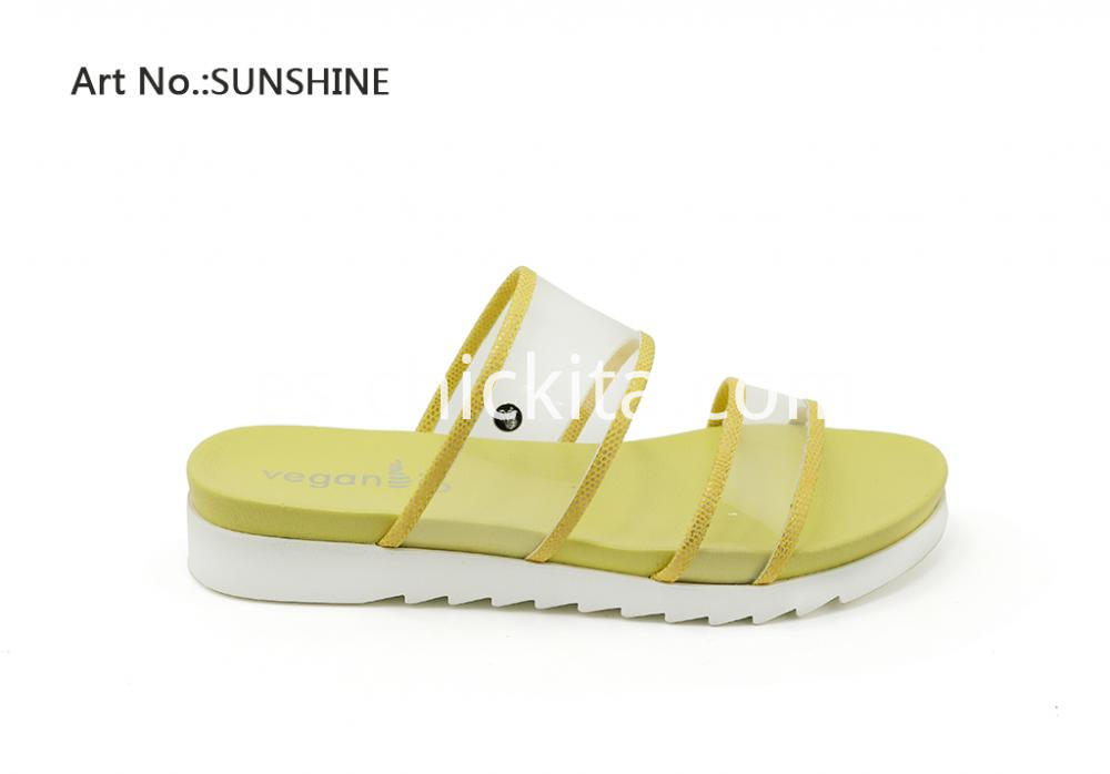 Sunshine Yellow