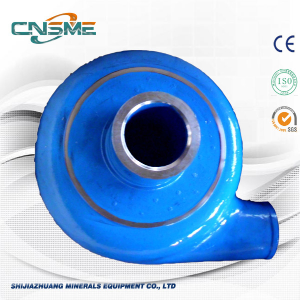 Casting High Chrome Slurry Pump Spare Parts
